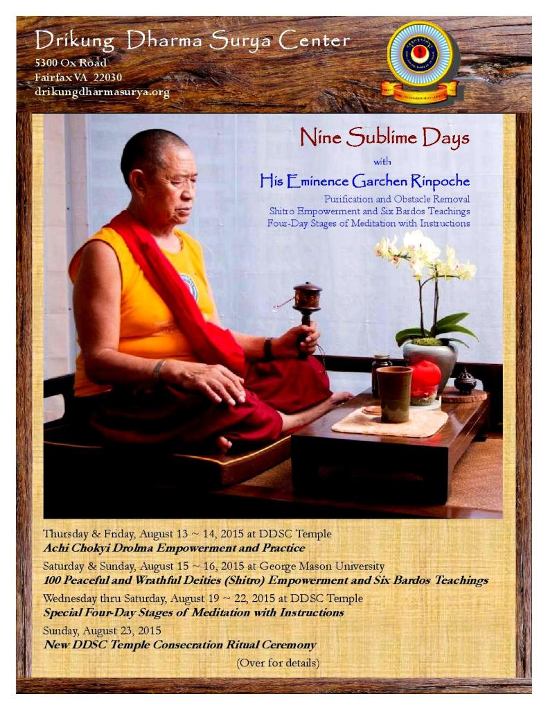 2015 DDSC Nine Sublime Days with Garchen Rinpoche-page-001