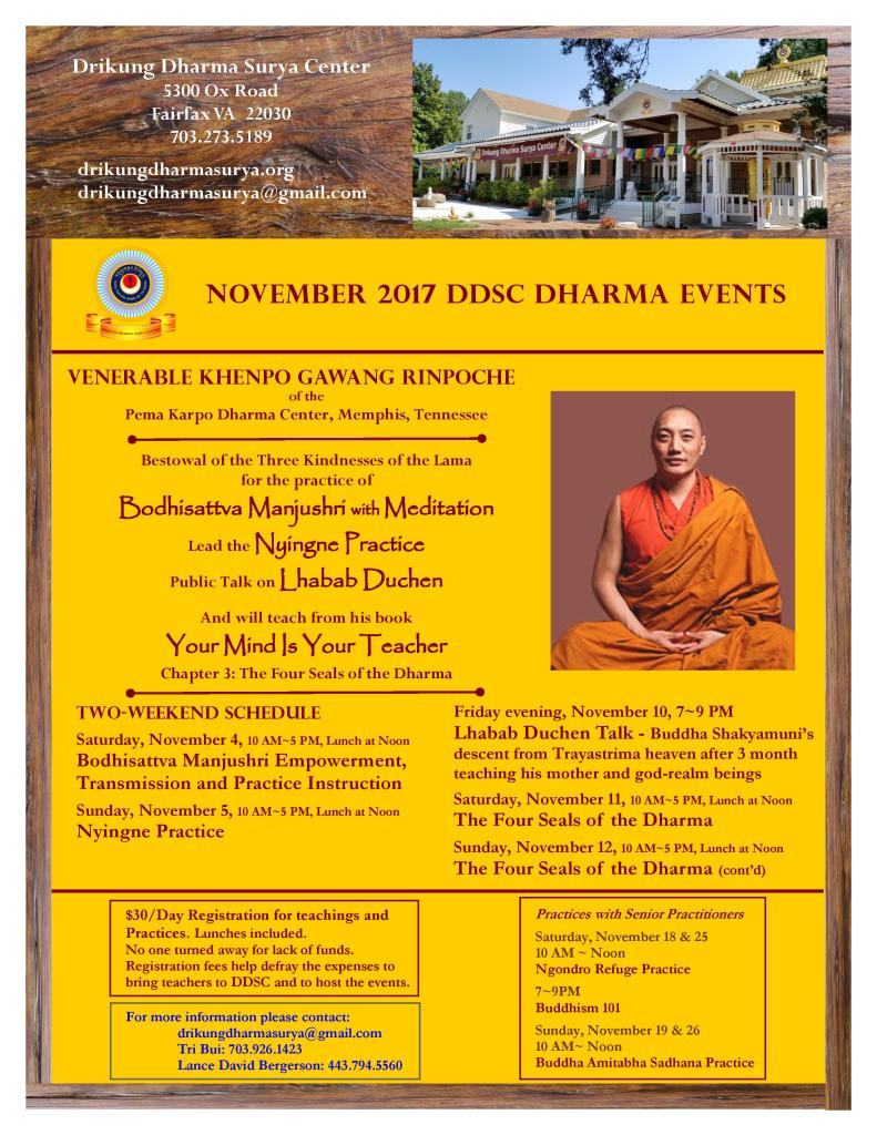 2017 DDSC November Dharma Events ENG-page-001