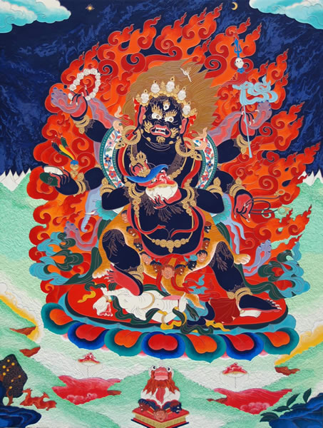 six-arm-mahakala